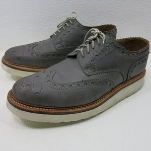 Grenson Archie XL Extralight Leather Oxfords 9.5 G